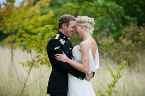 miltary wedding photography at chippenham park cambrideshire